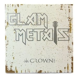 GLAM1 9 COLOR GLAM METALS EYESHADOW PALETTE